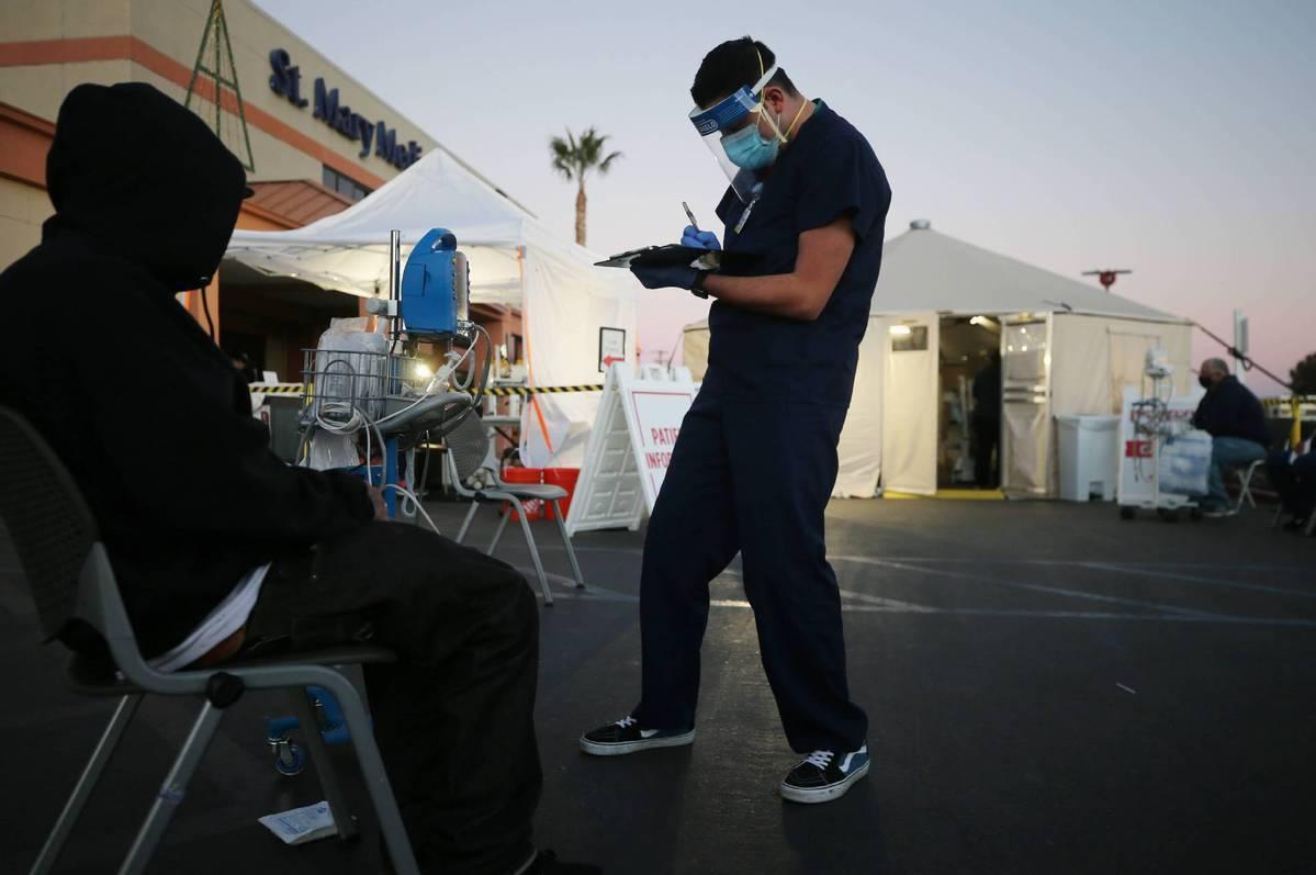 Hard-hit California has virus variant, halts vaccine lot