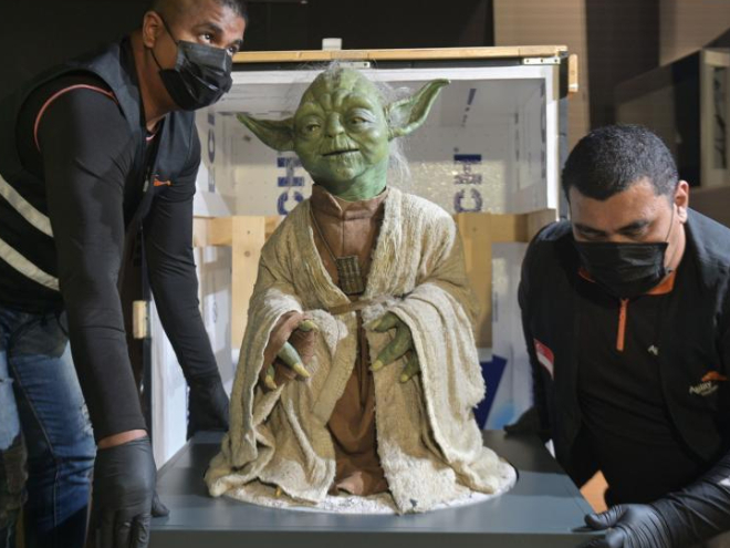 'Star Wars Identities: The Exhibition' to be held in Singapore