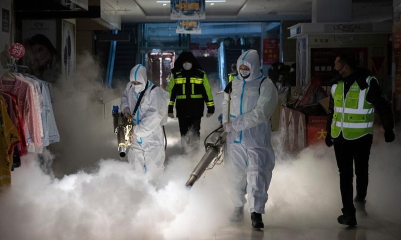 Heilongjiang expands 'lockdown' area and period as infection continues