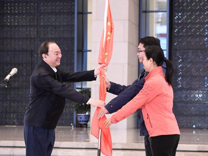China kicks off reporting campaign focusing on Party's centenary