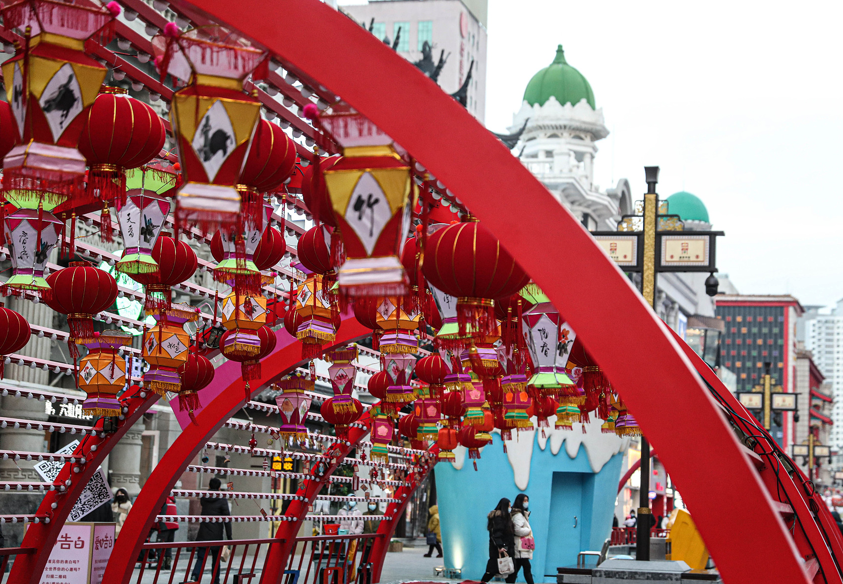 Overseas Hebei residents advised to stay put during Spring Festival