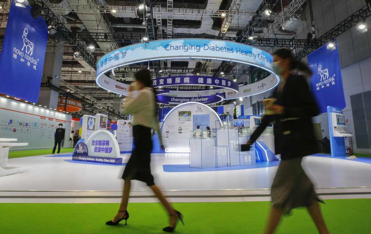 Health collaborations forged at CIIE begin to bear fruit