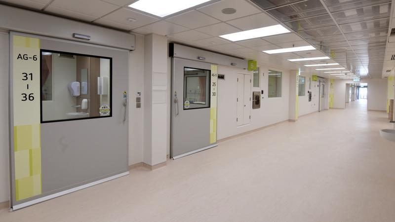 Virus: New infection control center with 800 beds in HK ready