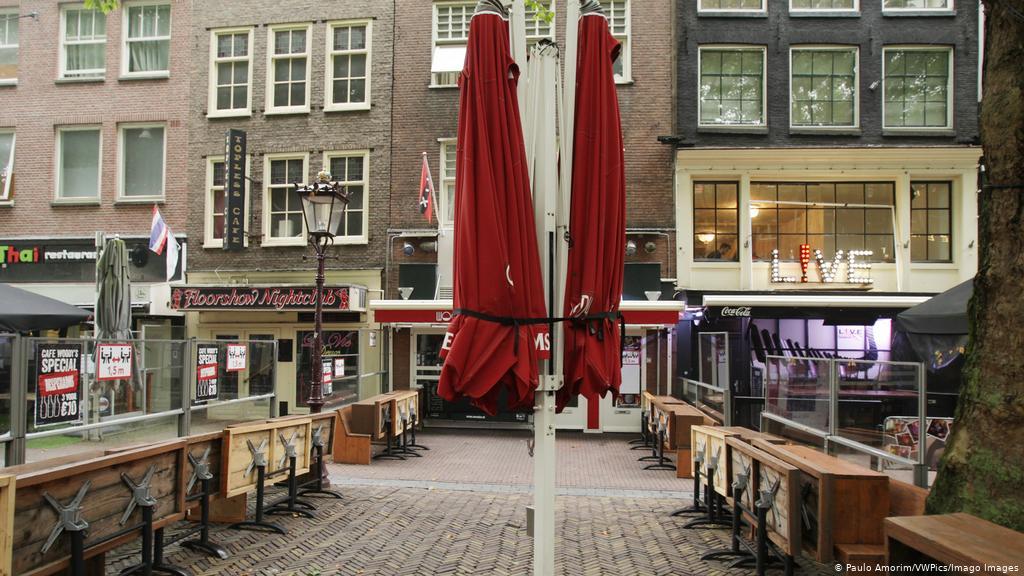 Dutch to impose first curfew to curb coronavirus: PM