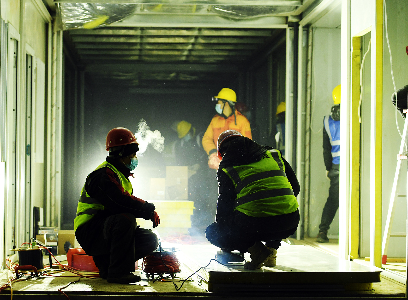 Migrant workers need tests, and care