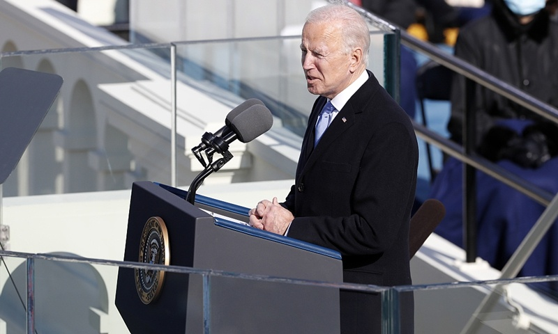 China can be a partner to help Biden realize his goals: Global Times editorial