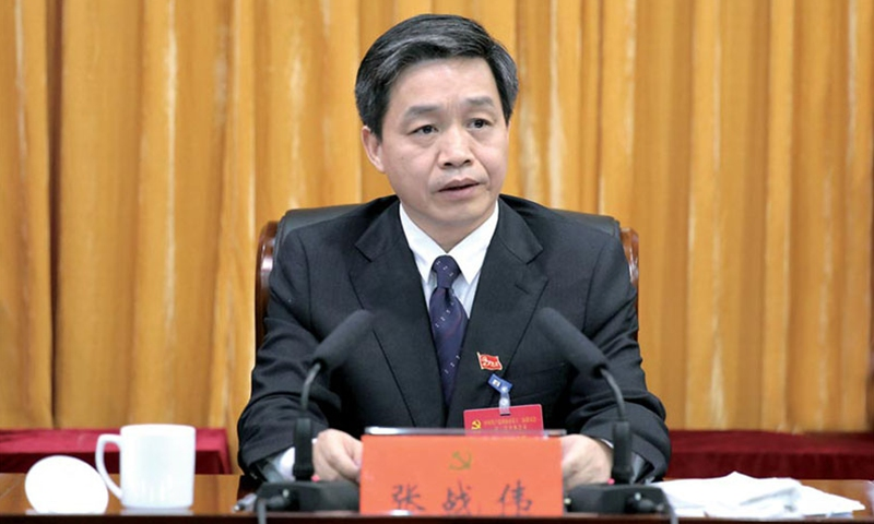 China sacks Party official after colleague-slapping scandal