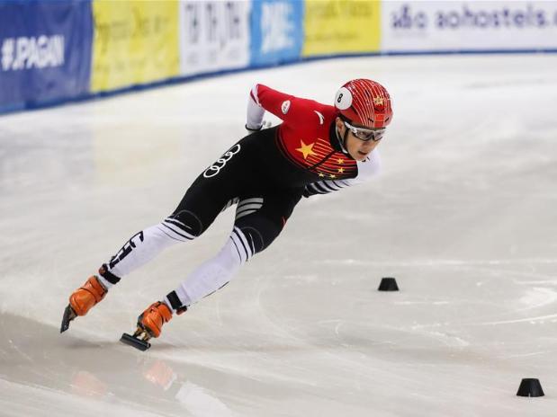 Chinese skaters targeting gold at Beijing 2022