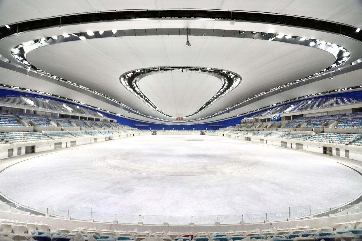 Preparing for Winter Olympics promotes quality development