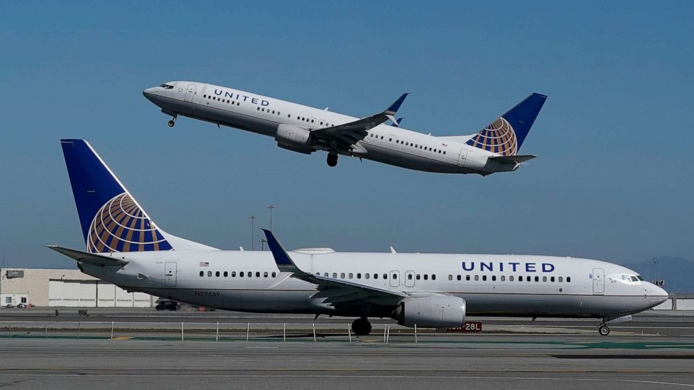 United Airlines aims to have voluntary testing by February