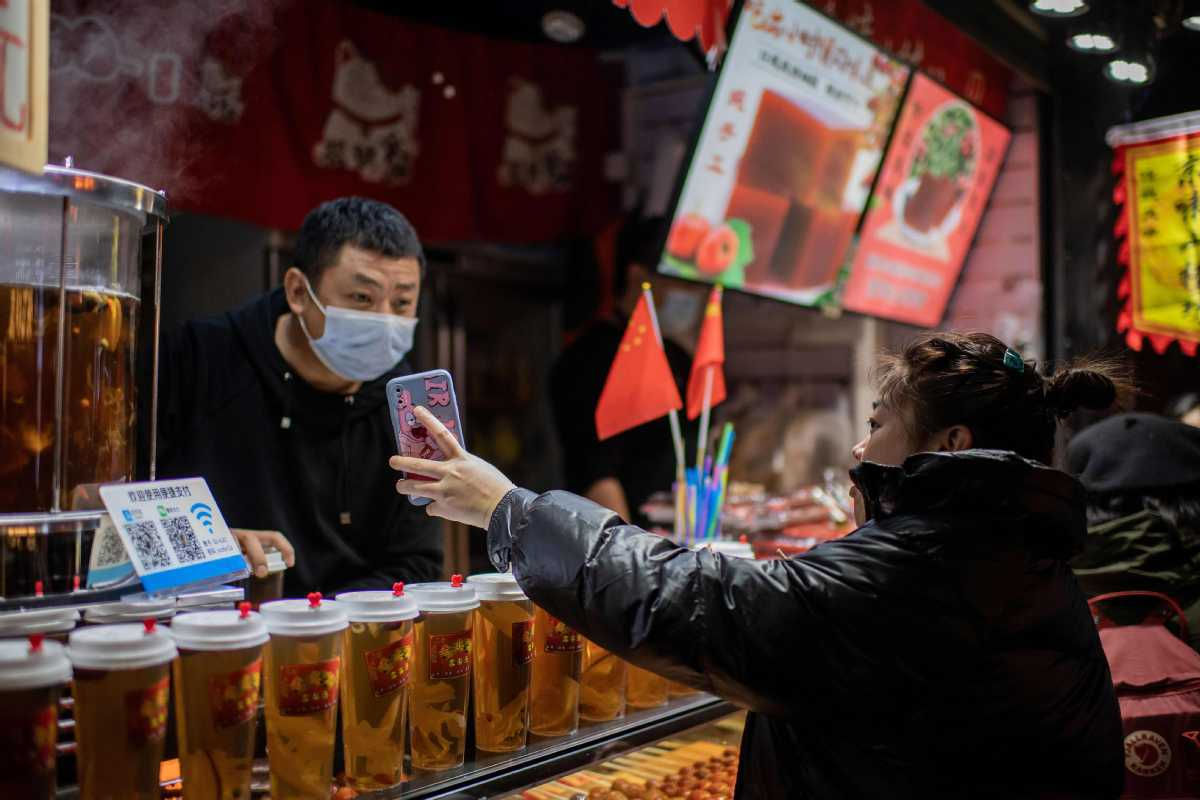 China considers tougher rules for nonbank payments industry