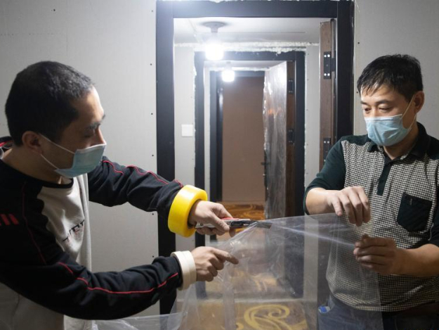 Suihua converts 5 venues into quarantine facilities to help fight against COVID-19