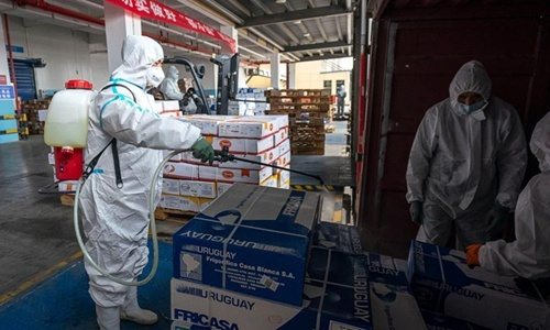 Another batch of Ukraine-sourced ingredients tests positive for coronavirus in Tianjin