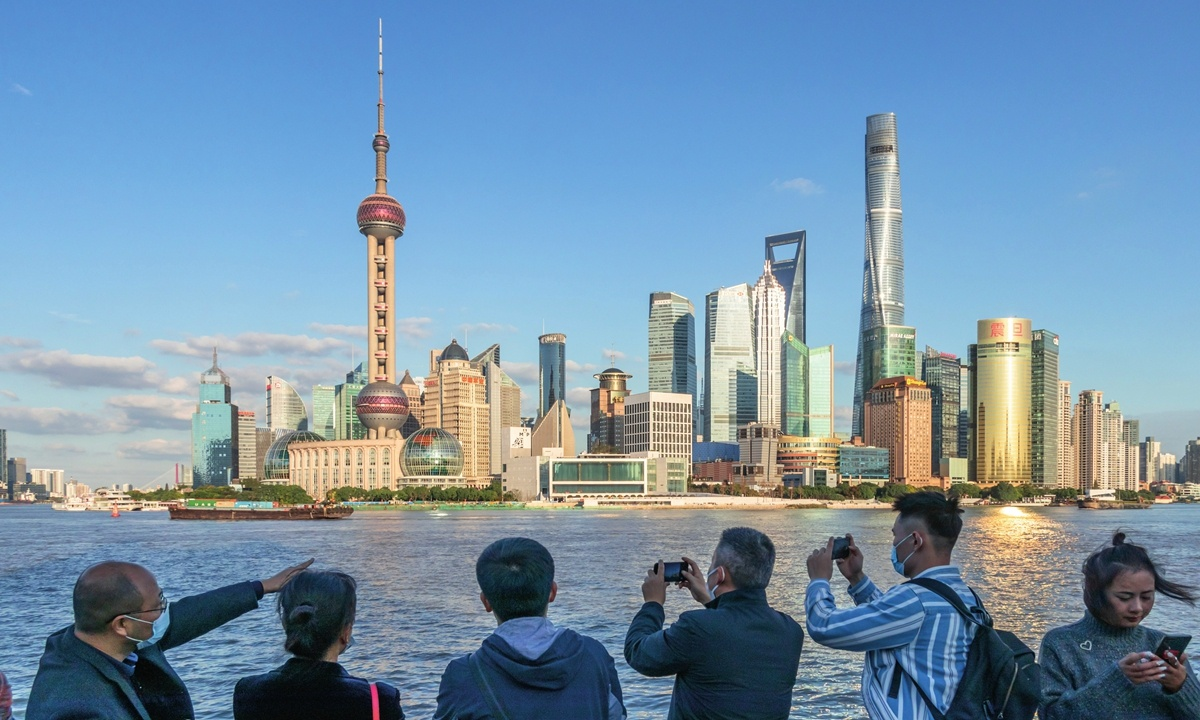 Shanghai set GDP growth target above 6% for 2021