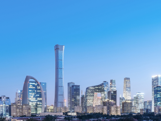 China's top 2 largest cities target 6% GDP growth in 2021