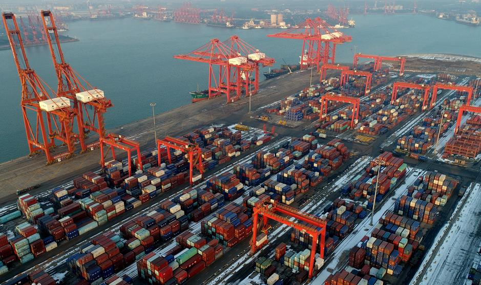 China's Tangshan port ranks second globally in 2020 cargo throughput