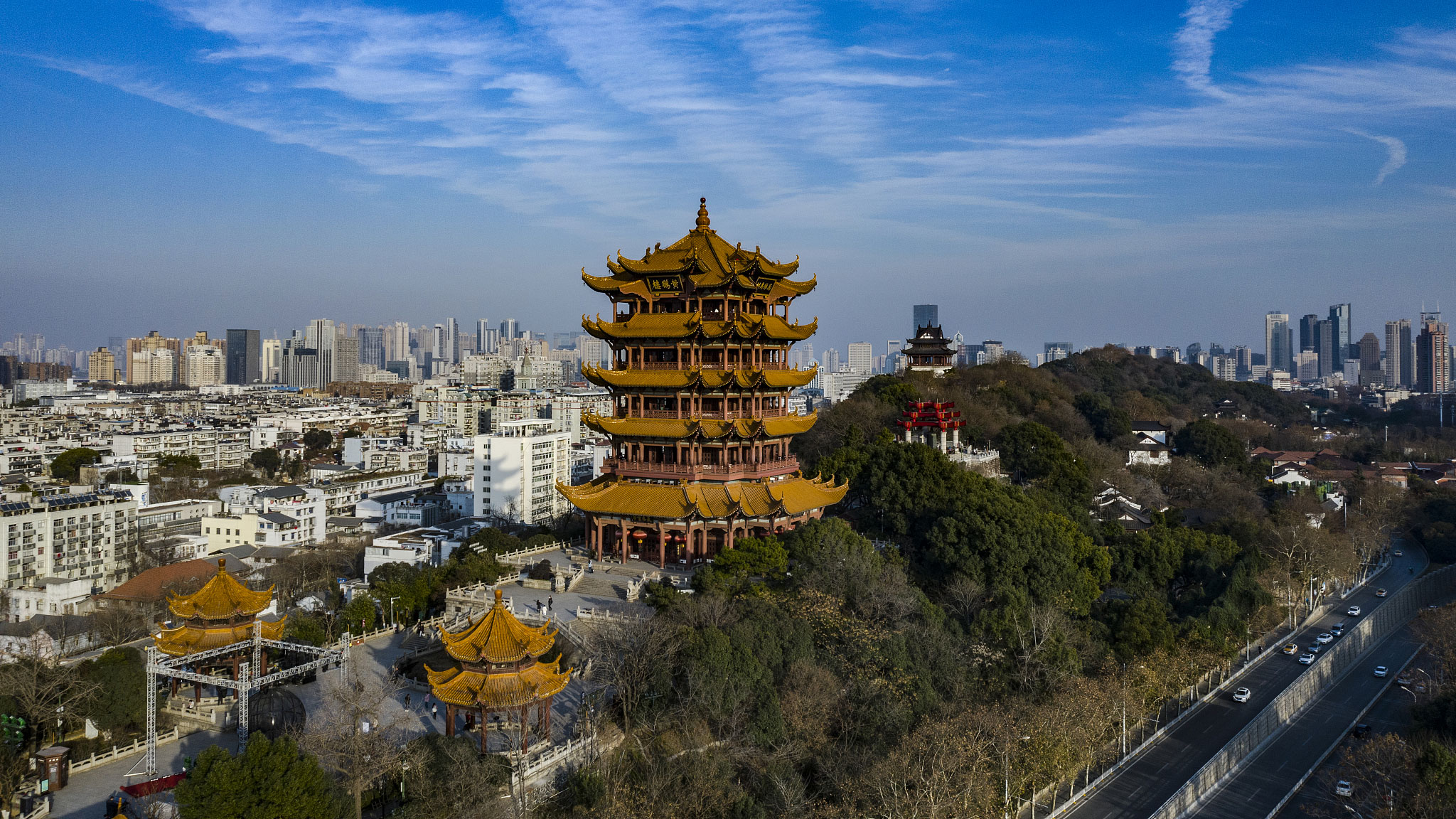 China's Hubei targets 10% GDP growth after virus-ravaged year