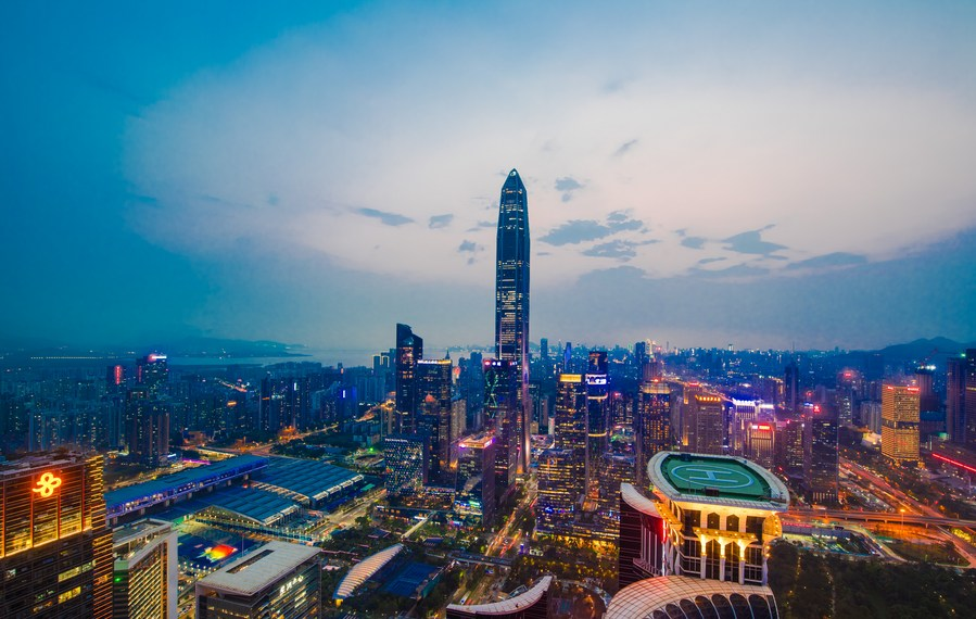 Guangdong sets 6-pct target for GDP growth