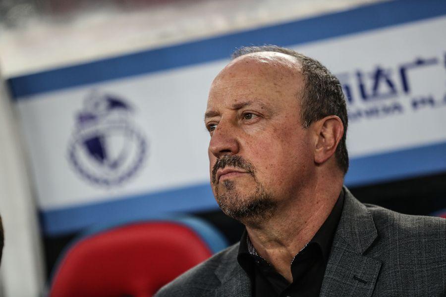 Benitez leaves Chinese club Dalian Pro, blames virus
