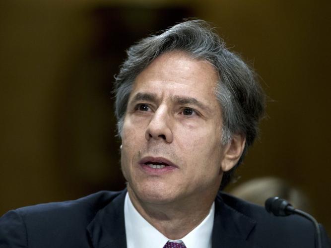 US Senate panel backs Blinken as secretary of state