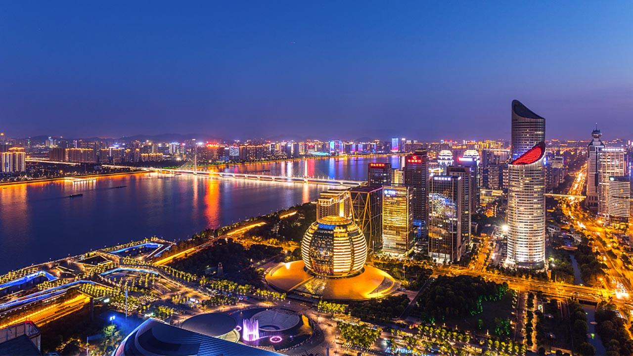 Zhejiang's GDP up 3.6 pct in 2020