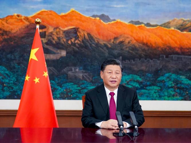 Key quotes of Xi's speech at virtual Davos Agenda 2021