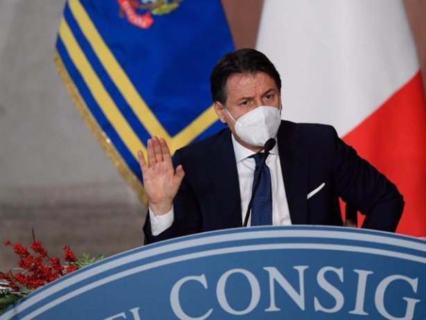 Italy PM set to quit, seek new govt to battle virus