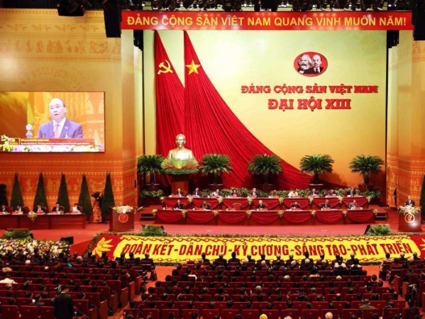 CPV congress opens to elect new leadership, map out Vietnam's development plan