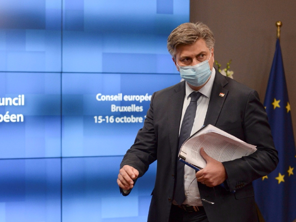 Croatian PM warns against COVID-19 'vaccine hijacking' amid delivery delays in EU