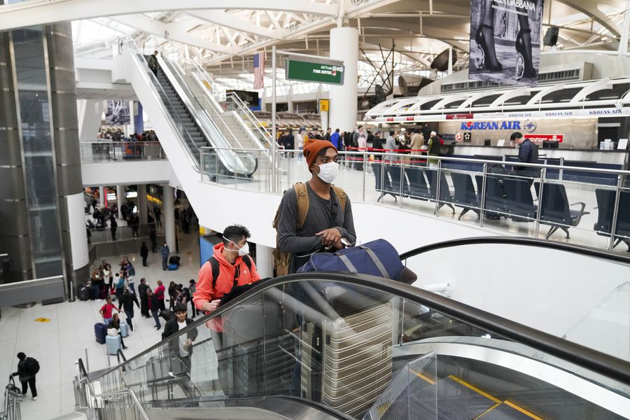 US extends travel restrictions to South Africa due to COVID-19