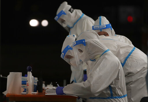 What challenges await humanity in its fight against the pandemic in 2021?