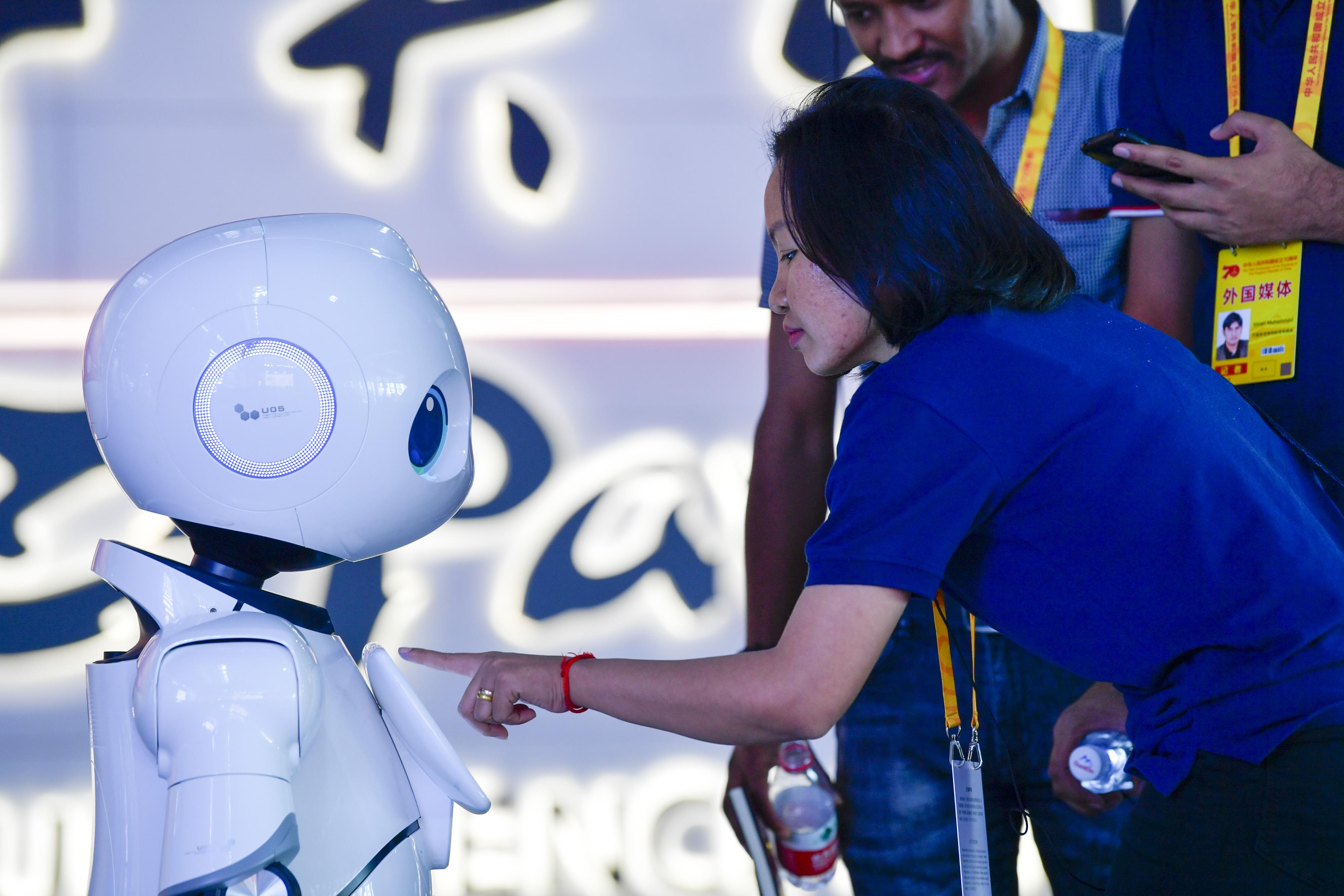 Beijing sets sights on science