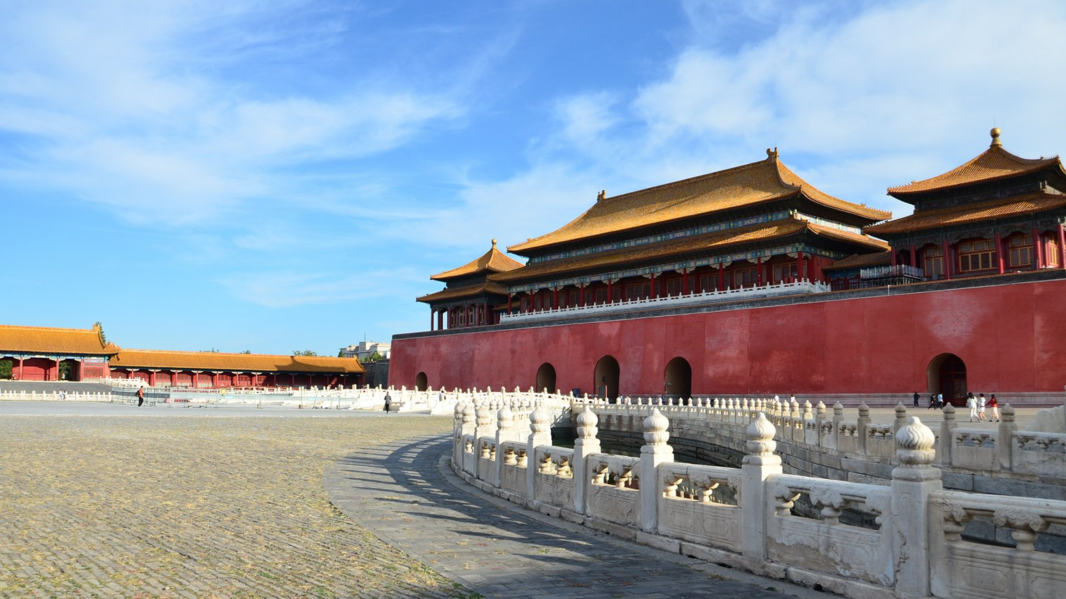 Beijing proposes opening unused historic buildings to public