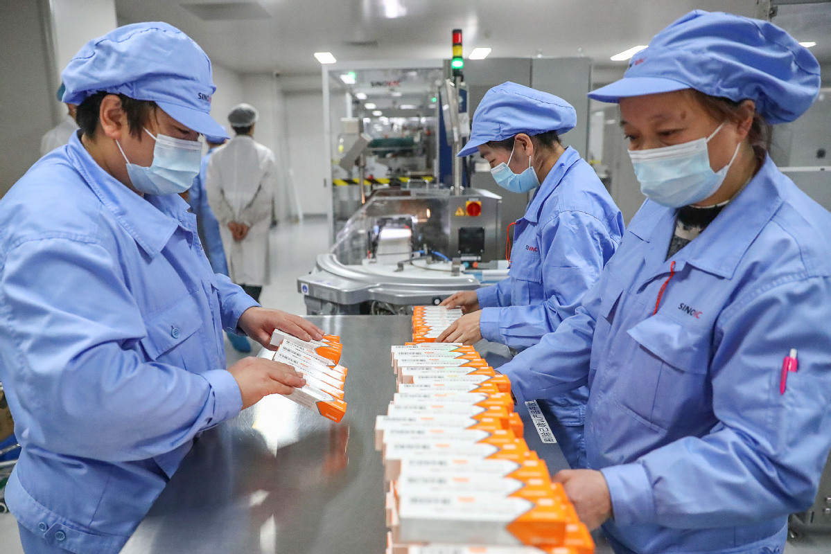 Chinese vaccines' advantages explained by producers, experts
