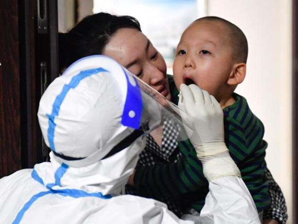 China's daily nucleic acid testing capacity surpasses 15 million