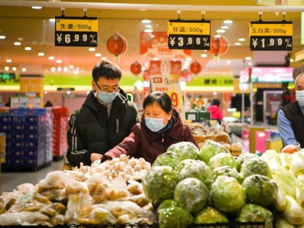 China rolls out measures to ensure Spring Festival supplies