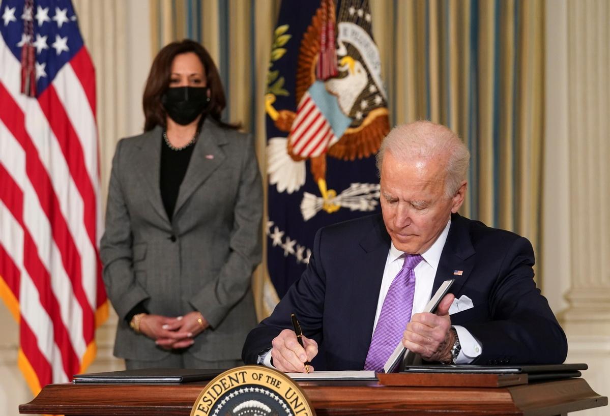 Biden team must drop anti-China bias