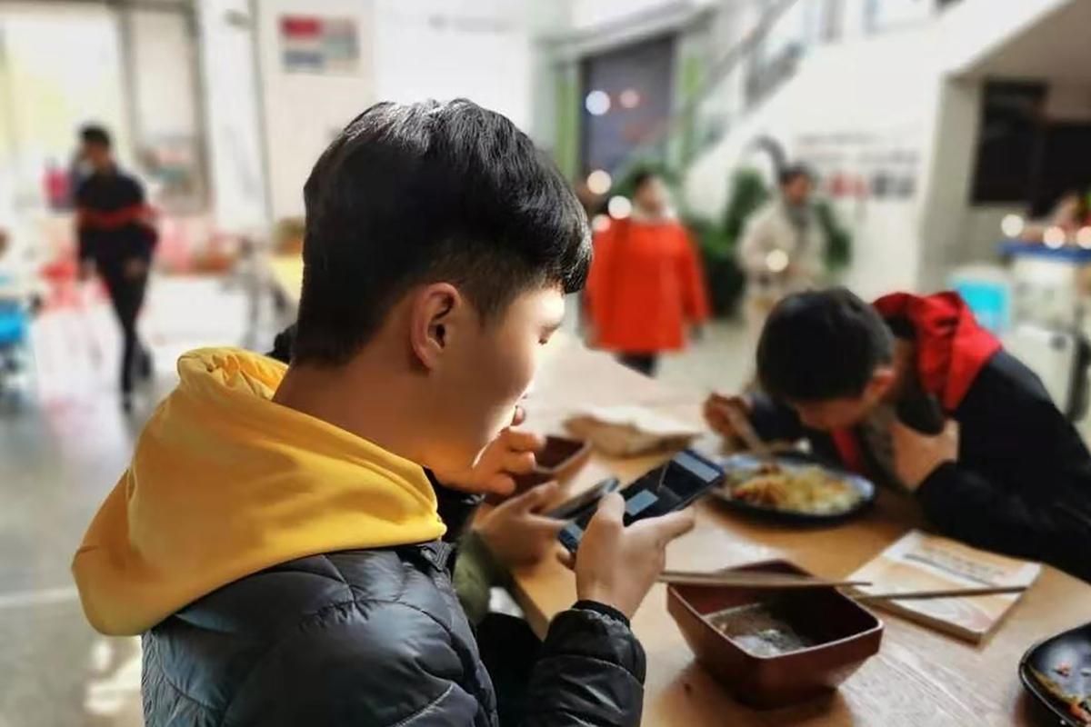 WeChat program rewards food waste fighters
