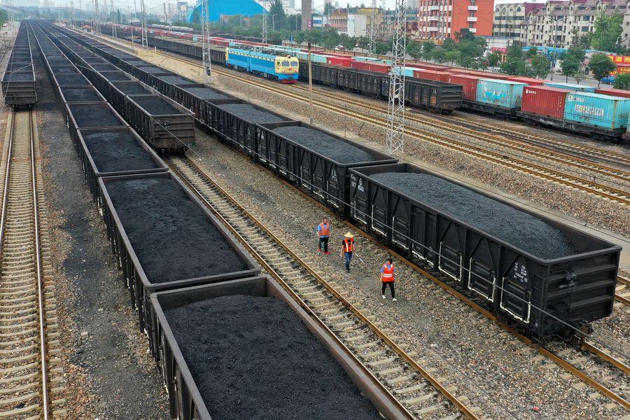 China's coal hub upgrades production capacity