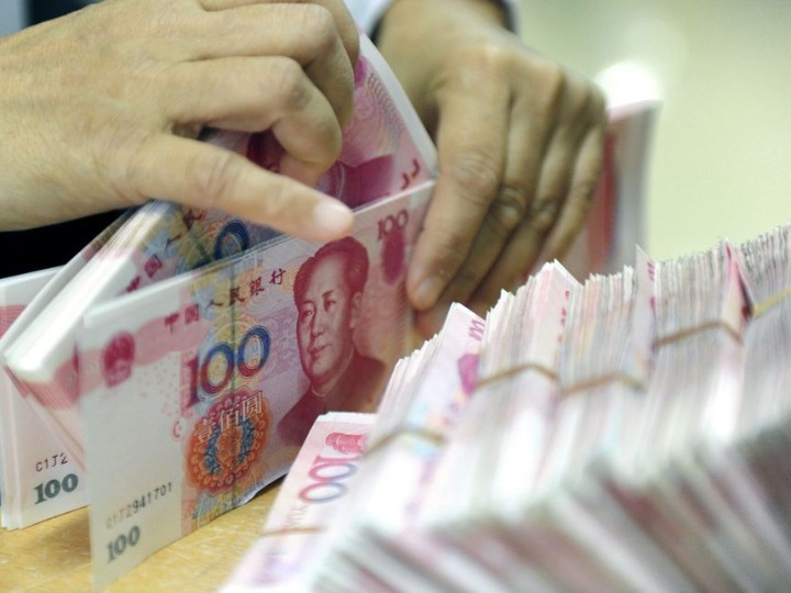 China's fiscal revenue down 3.9 pct in 2020