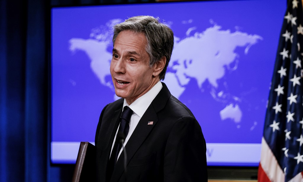 Blinken says it's in US interest to cooperate with China