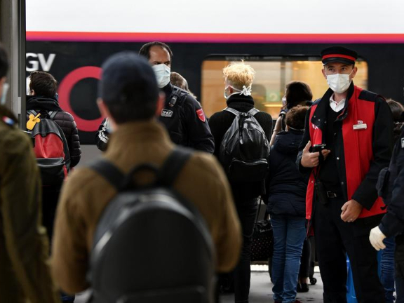 Too early to ease virus curbs in Europe, says WHO