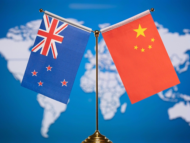 Why New Zealand and Australia's relations with China are cases of fire and ice?