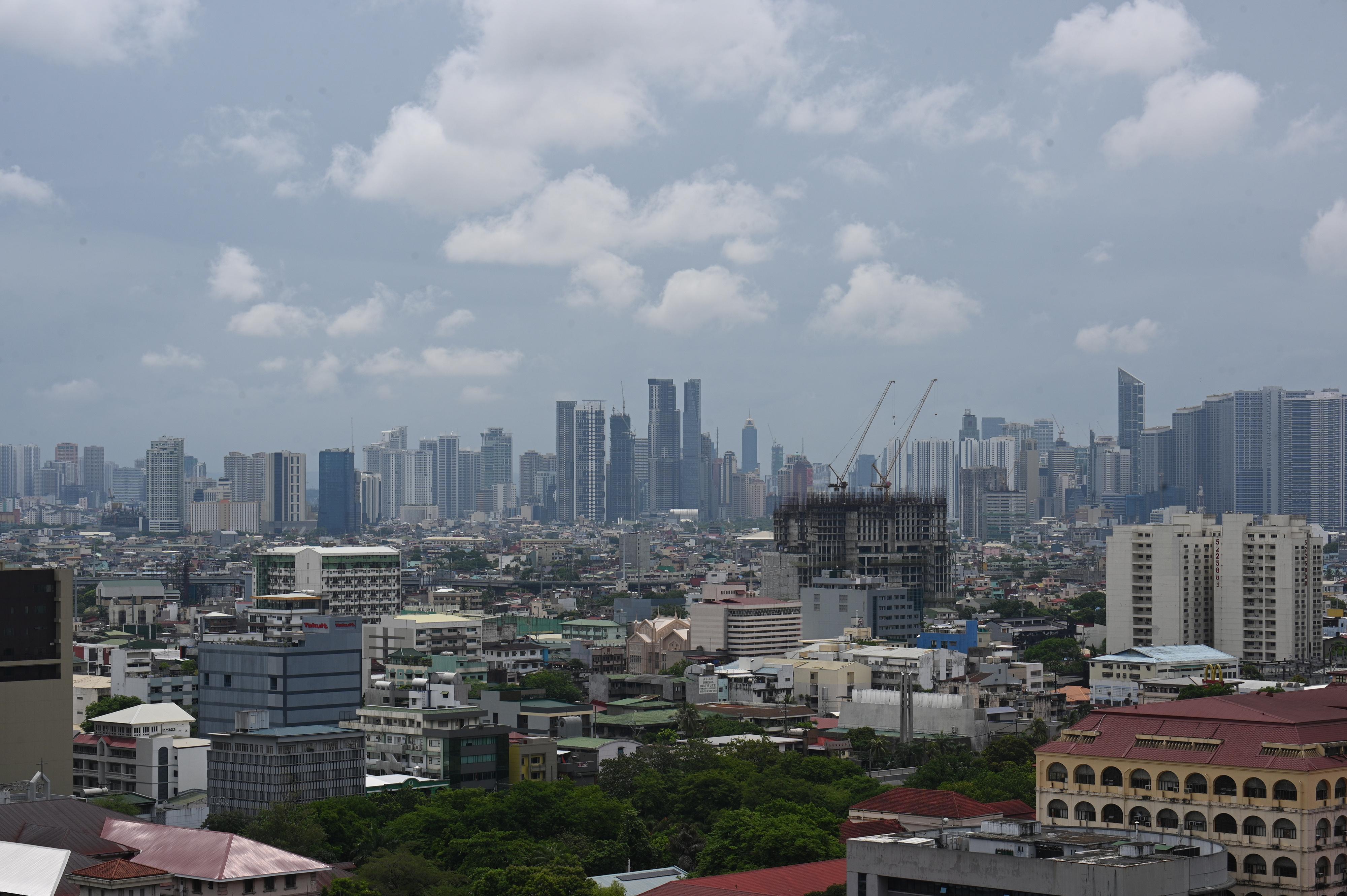 Philippine economy shrinks record 9.5% in 2020