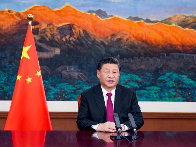 Is China's message at Davos really a warning?