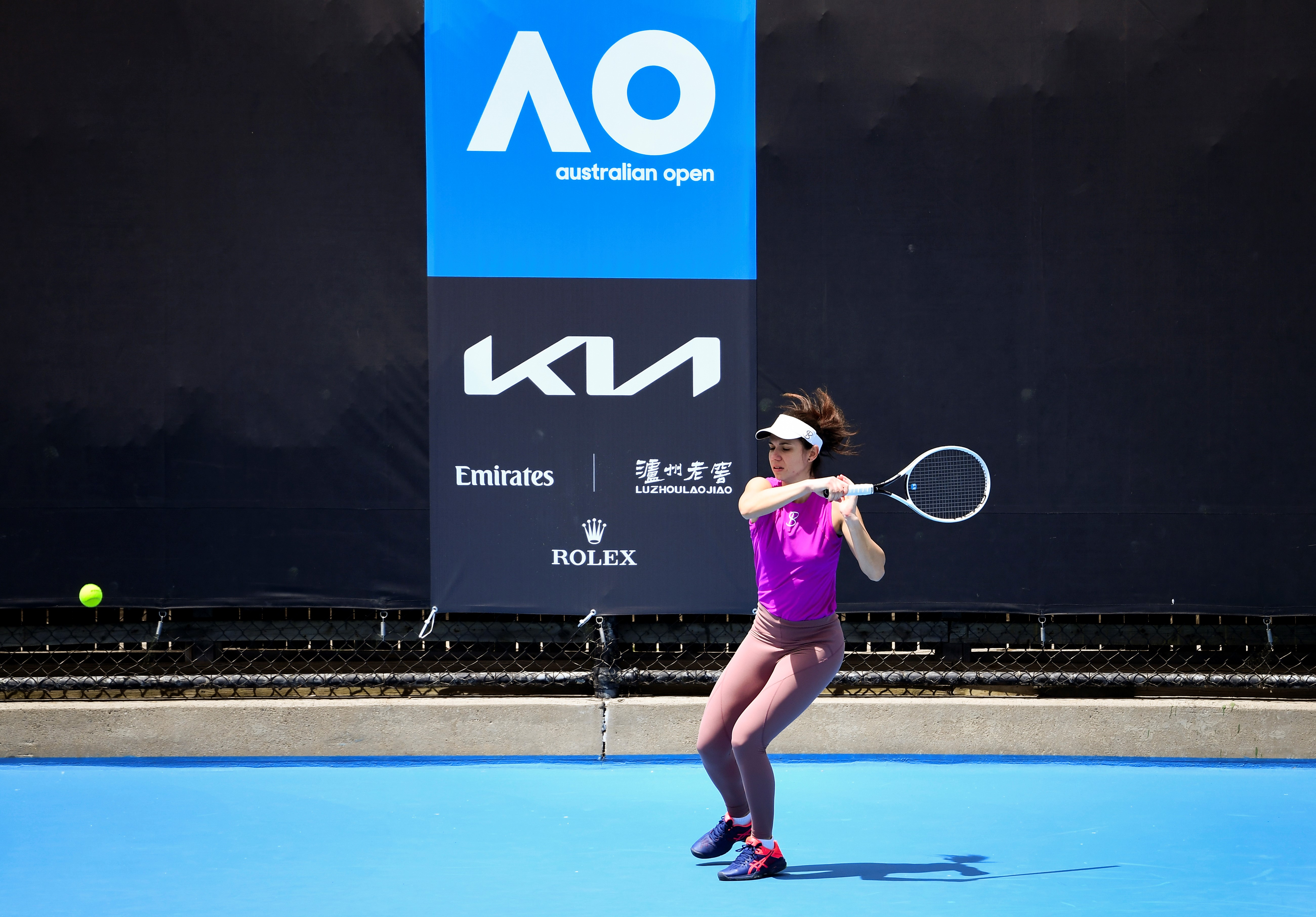 All eyes on Australian Open as players exit quarantine