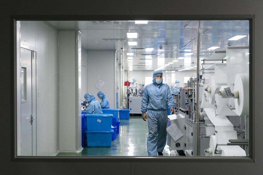 China's 2020 public health spending surges despite fiscal revenue drop