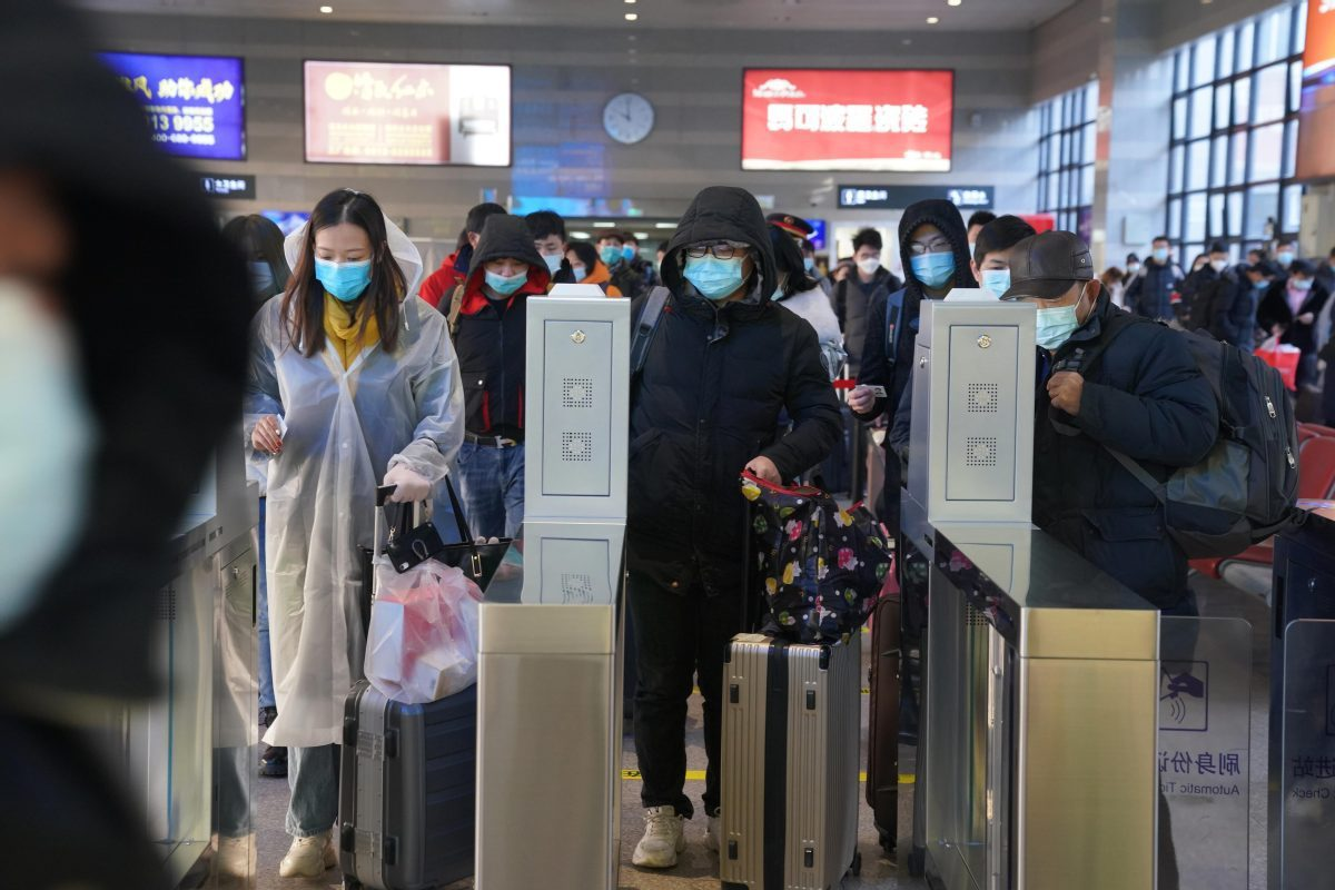 Stricter measures introduced for Spring Festival travel rush