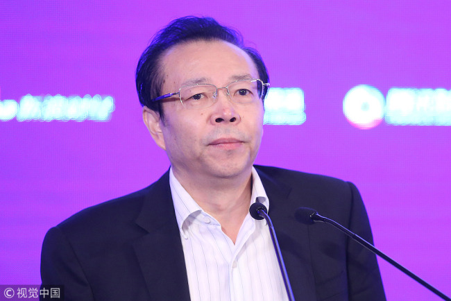 Former Huarong board chairman Lai Xiaomin executed for graft