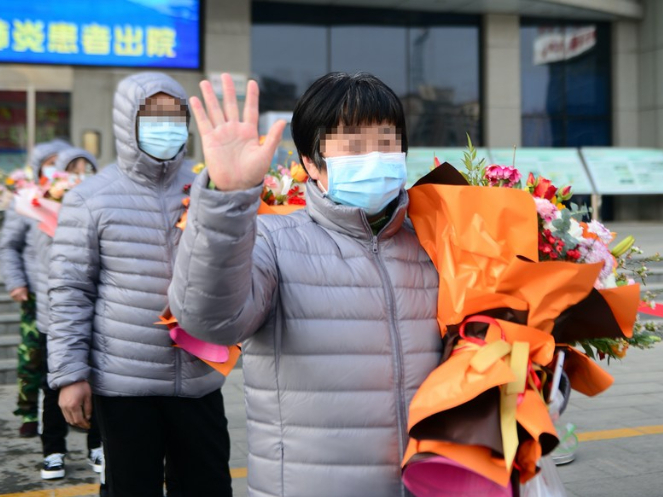 143 COVID-19 patients discharged from hospitals on Chinese mainland